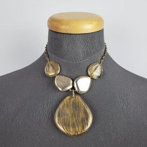 Jewelry - Gold Pendant Necklace